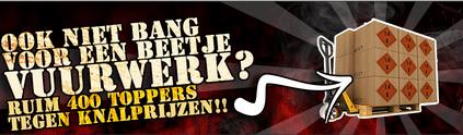 Vuurwerk verkoop bij Vuurwerkexpert.nl